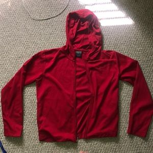 Size small Nike dry fit jacket